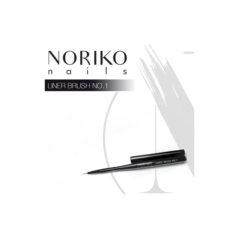 Liner Brush No.1 NORIKO NAILS