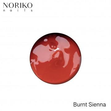 Burnt Sienna Paint Gel Noriko Nails
