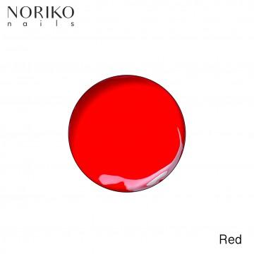 Red Paint Gel Noriko Nails